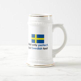 Perfect Swede Mugs