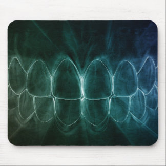 Perfect Teeth Bite Dentist Mousepad