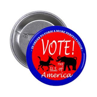Perfect Union Button 12