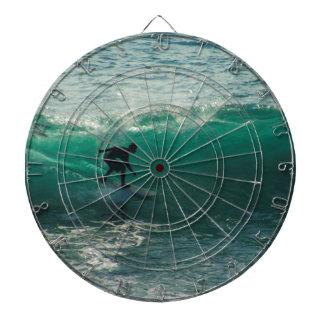 perfect wave dartboard