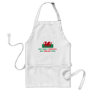 Perfect Welsh Standard Apron