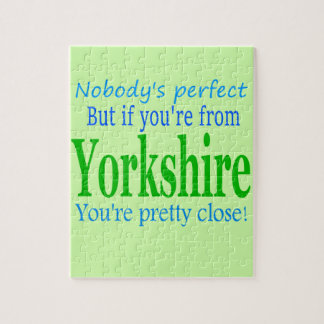 Perfect Yorkshire Puzzles