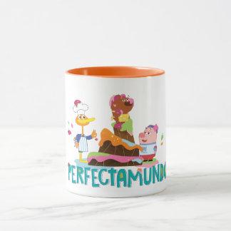 Perfectamundo! P. King Duckling Character Mug
