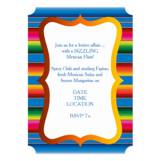 Perfection In Tradition HHM Party Invitation