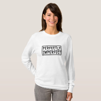 Perfectly Imperfect Funny Men Women Top