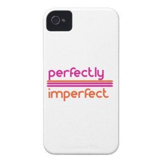 Perfectly Imperfect iPhone 4 Case