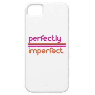 Perfectly Imperfect iPhone 5 Case