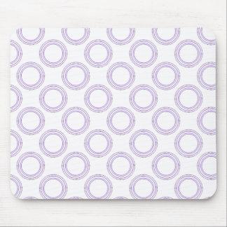 Perfectly Luxurious Light Mousepad, Purple