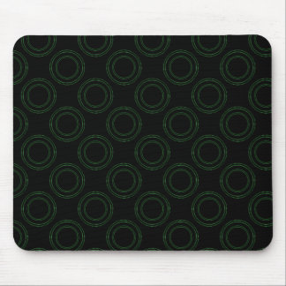 Perfectly Luxurious Mousepad, Green