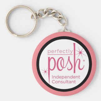Perfectly Posh Independent Consultant gifts Key Ring