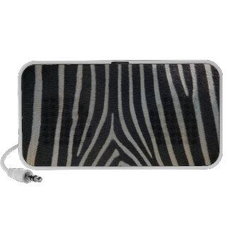 Perfectly Zebra Print Mp3 Speaker