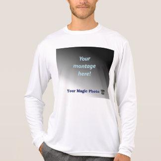 Performance Micro-Fiber Long Sleeve Tee Shirts