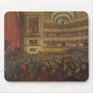 Performance of 'Hernani' by Victor Hugo Mouse Pad
