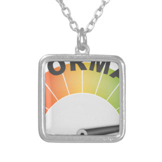 Performance Silver Plated Necklace