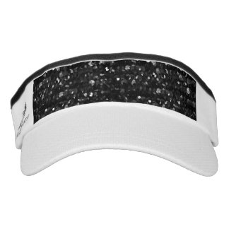 Performance Visor Crystal Bling Strass