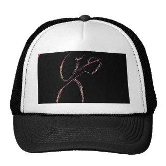 performing artist's cap