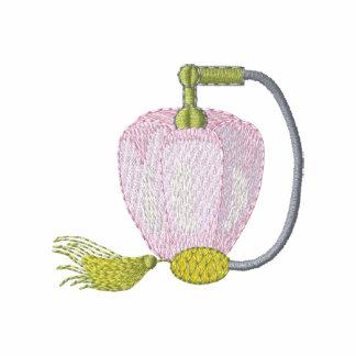 Perfume Bottle (atomizer) Embroidered Polo Shirt
