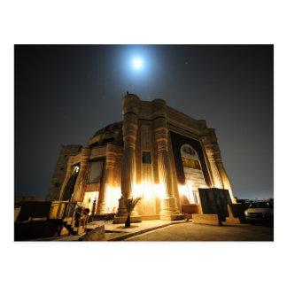 PERFUME PALACE AT NIGHT - Regular Postcard