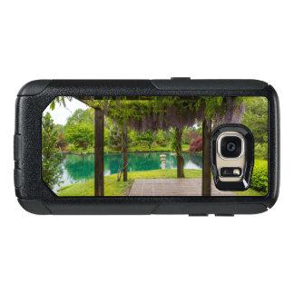 Pergola Of Wisteria OtterBox Samsung Galaxy S7 Case