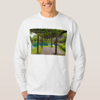 Pergola Of Wisteria T-Shirt