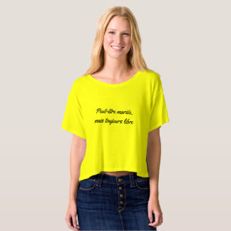 perhaps married but always free T-Shirt