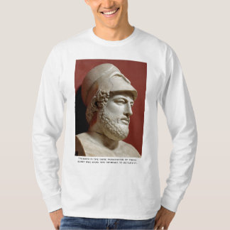 Pericles, Freedom is the sure poss... - Customized T-Shirt