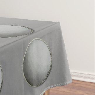 Periglacial Blue Snowballs Tablecloth