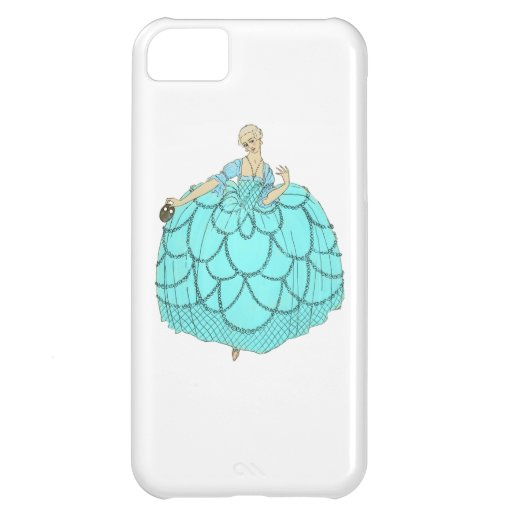 Period Ball Gown iPhone 5C Case
