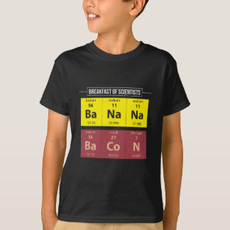 Periodic Breakfast T-Shirt