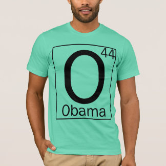 Periodic Element 44: O for Obama T-Shirt