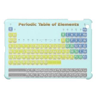 Periodic Table Case For The iPad Mini