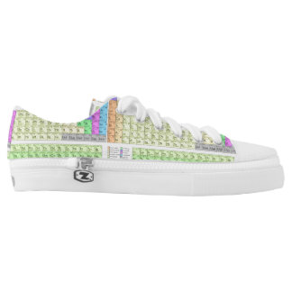 Periodic Table Low Tops
