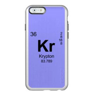 Periodic Table of Elements (Krypton) Incipio Feather® Shine iPhone 6 Case