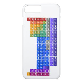 Periodic Table of Elements Phone Case