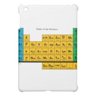 Periodic Table of Sciences iPad Mini Case