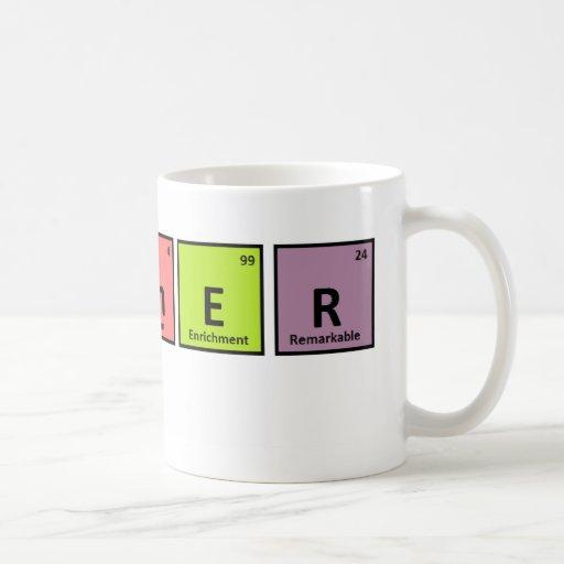 Periodic Table Teacher Appreciation Coffee Mug Zazzle