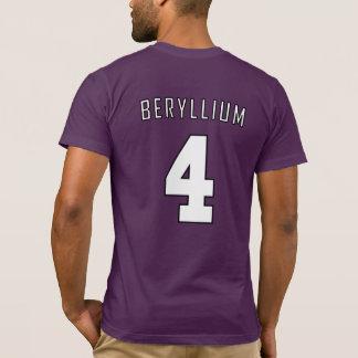 Periodic Team Shirt: Beryllium T-Shirt