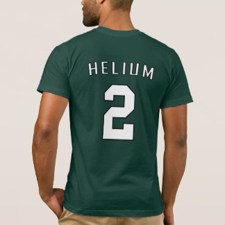 Periodic Team Shirt: Helium T-Shirt