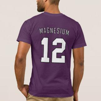 Periodic Team Shirt: Magnesium T-Shirt