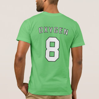 Periodic Team Shirt: Oxygen T-Shirt