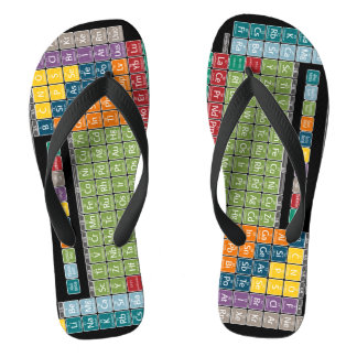 Periodically Periodic Table of Elements - Students Thongs