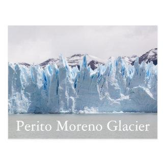 Perito Moreno Glacier, Patagonia, Argentina Postcard