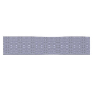periwinkle damask table runner