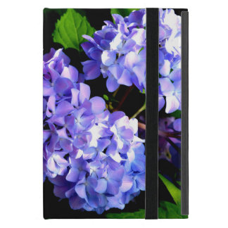 Periwinkle Hydrangeas iPad Mini Case