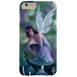 Periwinkle Mushroom Fairy iPhone 6 Plus Case