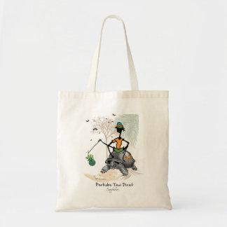 Perkobe Taxi Pirat Tote Bag