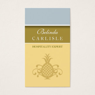 Perky Pineapple Biz Card