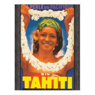 Perle Du Pacifique Tahiti, Vintage Post Cards