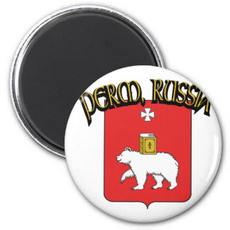 Perm Russia Magnet