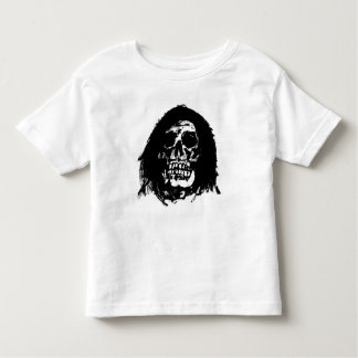 Permanent Scars Skull Children's T-shirt (Boys)